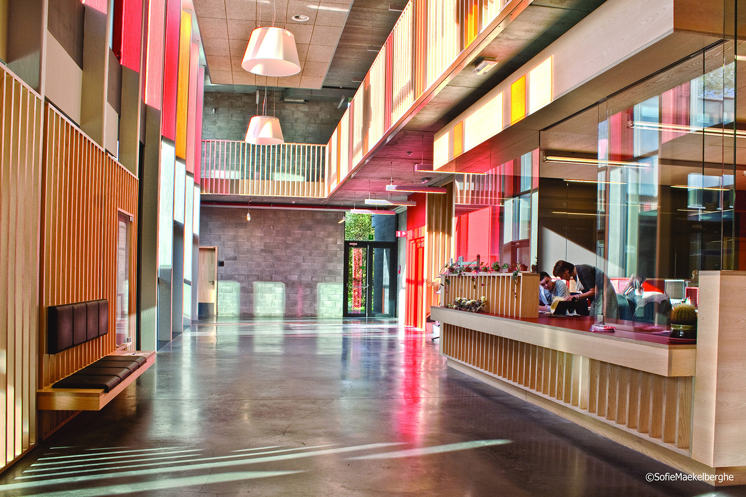 IRS Studiebureau voerde studies gebouwtechnieken en stabliteit uit voor Muziekacademie Ninove