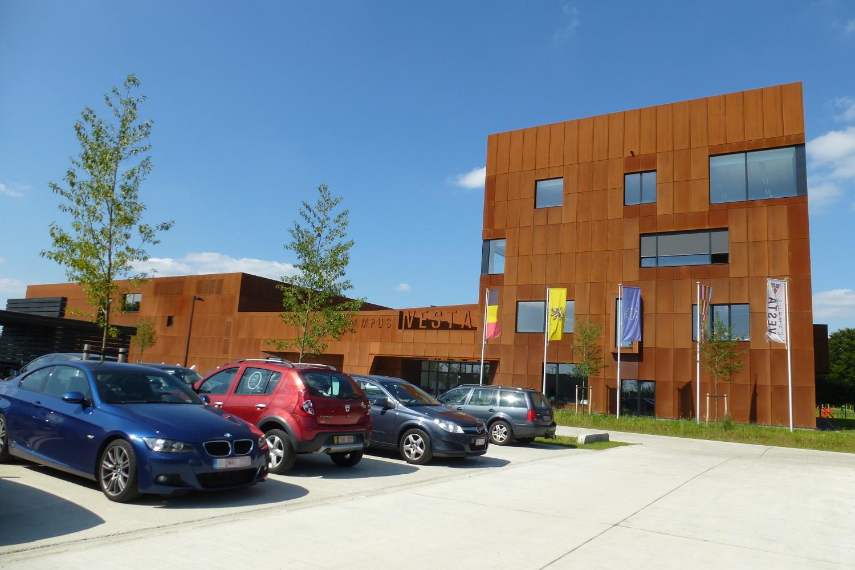 Stabiliteitsstudies Campus Vesta Emblem