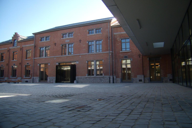 Minchottekazerne, Leuven