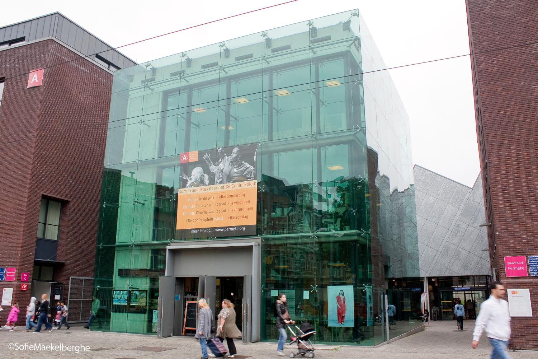 Permeke bibliotheek, Antwerpen
