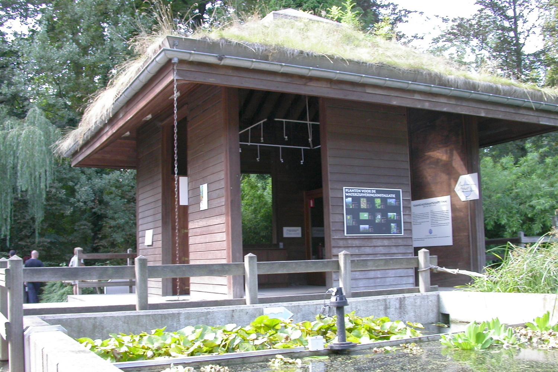 waterzuiveringsstation, Muizen-Mechelen