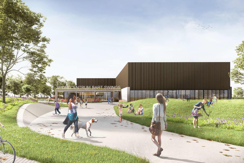 stabiliteitsstudies sportcentrum Bart Swings, Herent